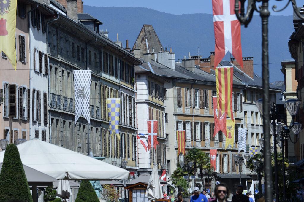 Chambéry © Gilles Garofolin